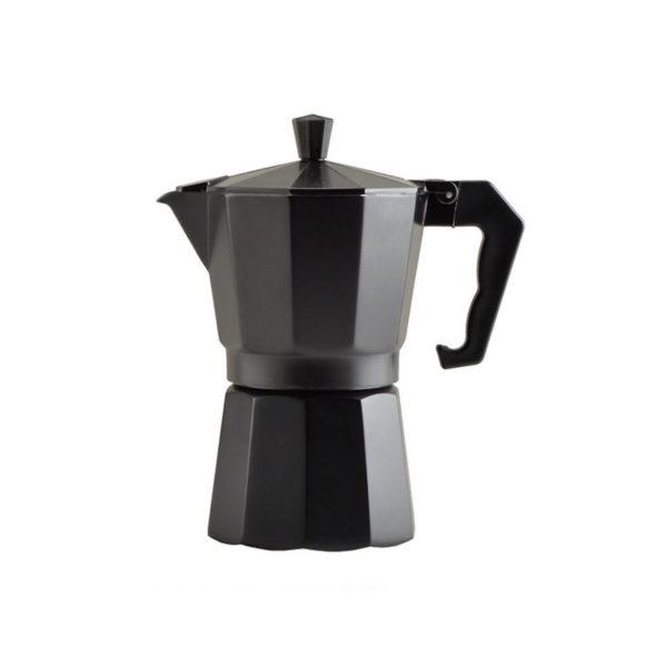 Kogyogós kávéfőző 6 személyes fekete