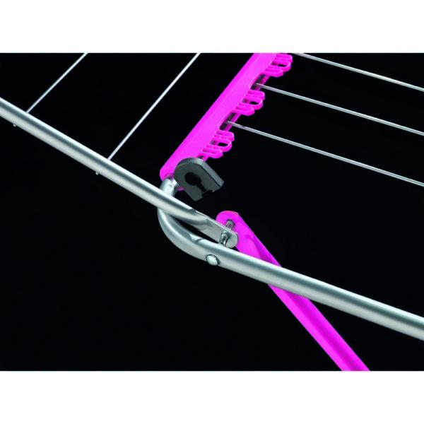 Metaltex Fuji pillango ruhaszárító 20m