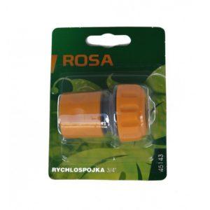 """Gyorscsatlakozó ROSA 3/4"""" L45143"""