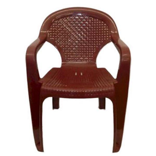 Chicago műanyag szék bordó At.
