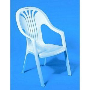 Chorus műanyag szék fehér
