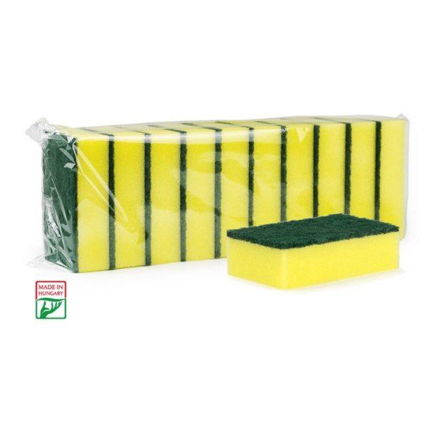 BonusPRO mosogatószivacs 10 db-os B520