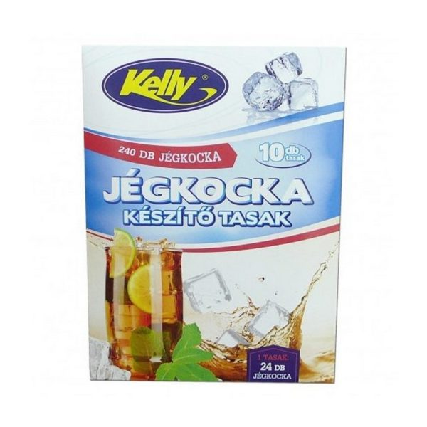 Kelly Jégkocka tasak 10 db/cs