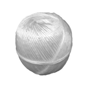 Műanyag kötöző zsineg PP 0,6 natúr 200 gr