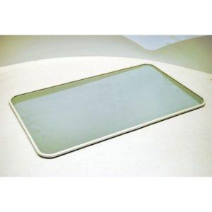 Tükör műanyag keretes 24x32 cm