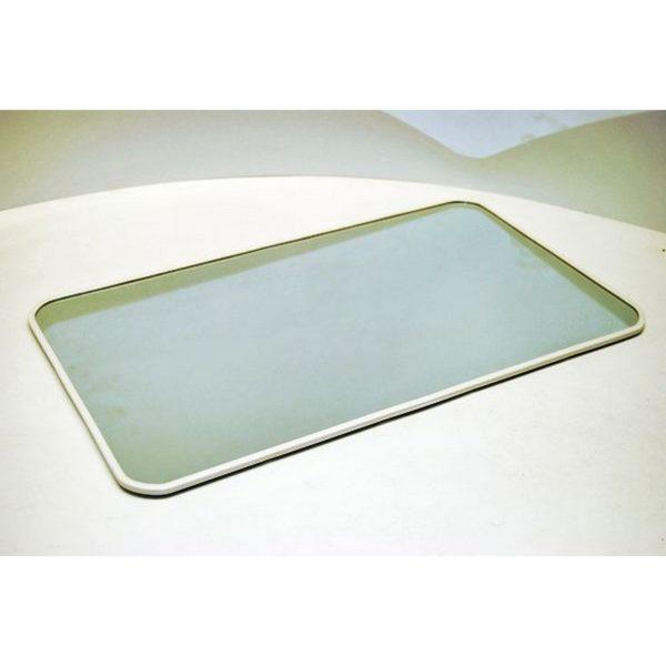 Tükör müanyag keretes 30x50 cm