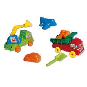 Játék Multi truck + homokozó DD441