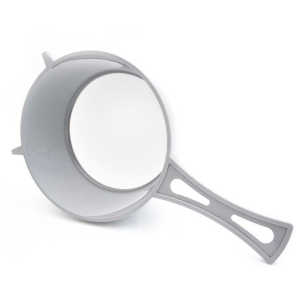 Műanyag teaszűrő 19 cm