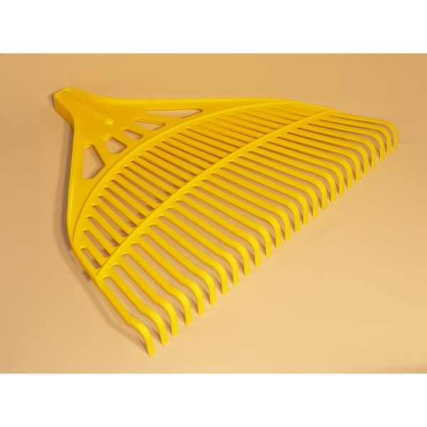 Lombseprű 65 cm műanyag