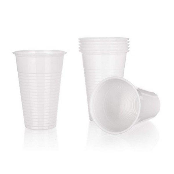 Party eldobható műanyag pohár 2dl 20db/csomag