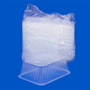 Varia szögletes PP alj 1000 ml 50 db/cs L