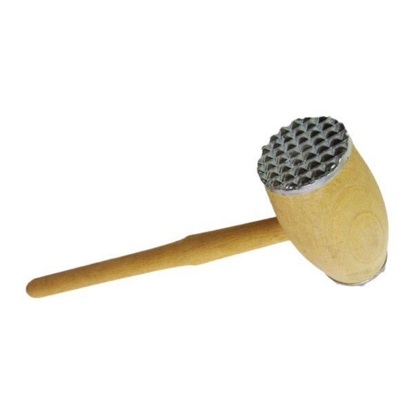Húsklopfoló 2 fém fejjel