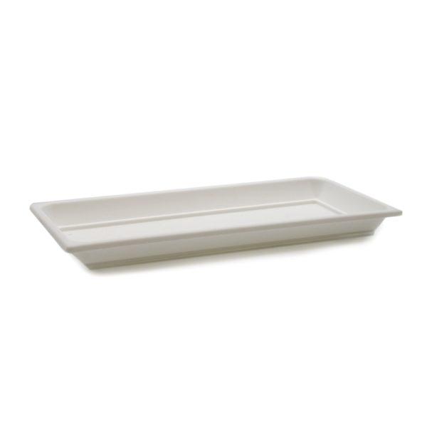 Balkonláda alátét 38 cm fehér