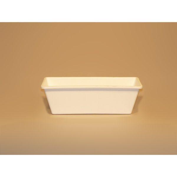 Balkonláda 38 cm fehér