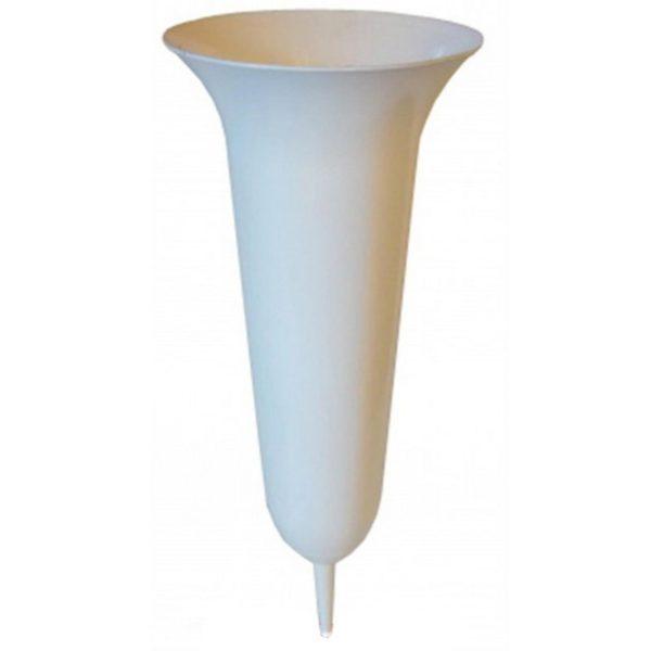 Sírváza beszúrós nagy 35,5 cm OP
