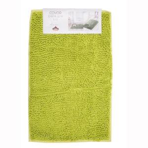 Fürdőszoba szőnyeg 50x80 cm zöld