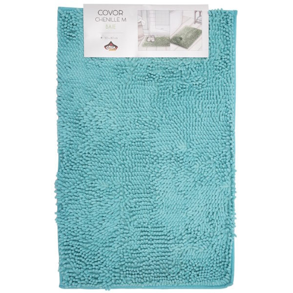 Fürdőszoba szőnyeg 50x80 cm kék