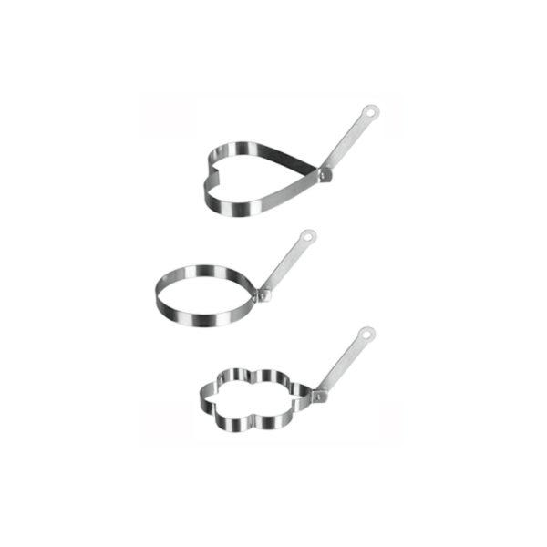 Metaltex Tükörtojás sütőforma