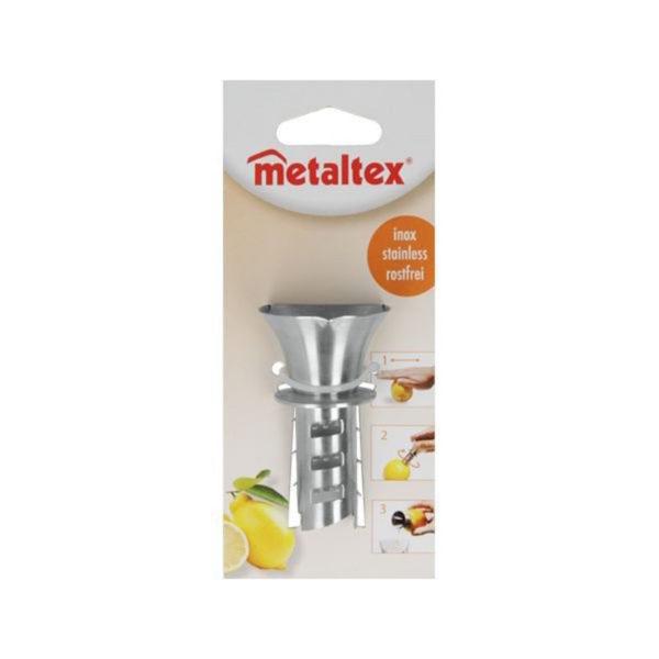 Metaltex Citromfacsaró inox