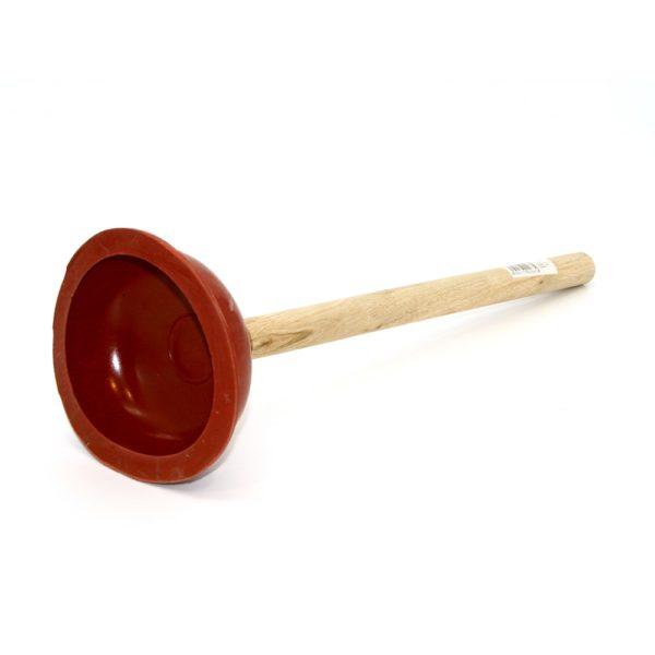 WC pumpa fa nyéllel átmérő 12,5 cm TORO Nr. 261597