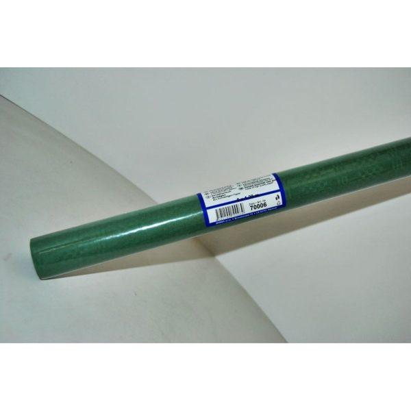 P. Asztalterítő damaszt 8m x 1,2m sötétzöld