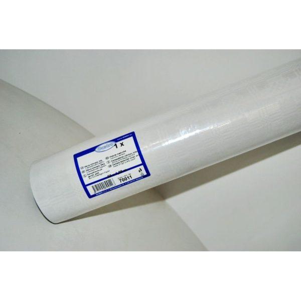 P. Asztalterítő damaszt 50m x 1,2m fehér