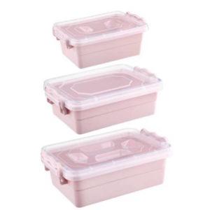 Emhouse multi box szett színes 3r. (0,55+1,2+2L)