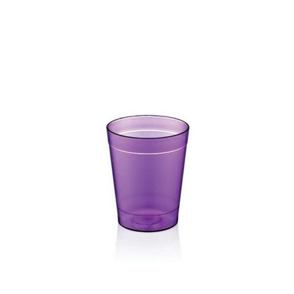 Hobby Kristály műanyag pohár 3 dl 031279
