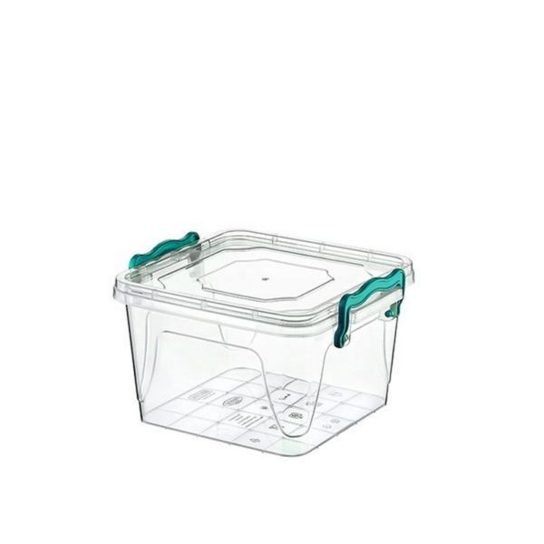 Hobby mini szögletes multi box 1,2 l 021130