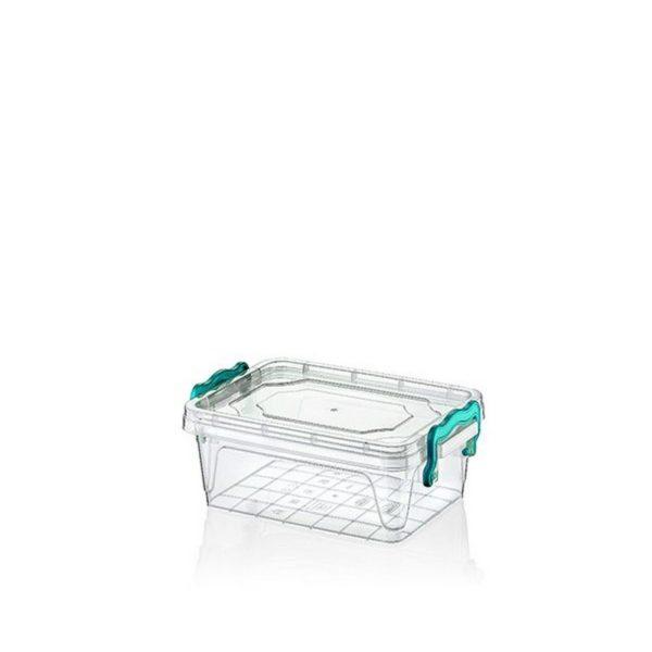 Tárolódoboz 0,6 l Hobby Multibox 021050