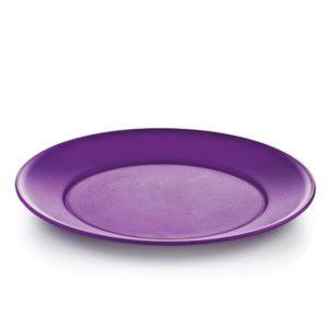 Hobby kerek műanyag tányér 23 cm 031296