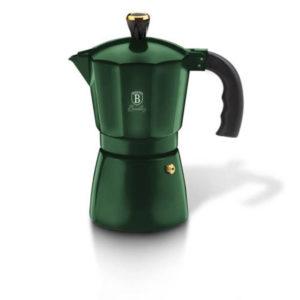 Berlinger Haus Kotyogós kávéfőző 6 személyes Emerald