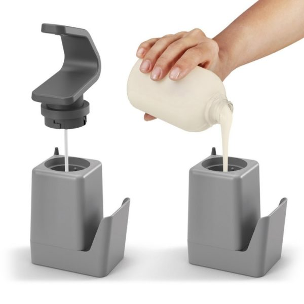 Metaltex Folyékony szappan adagoló konyhai